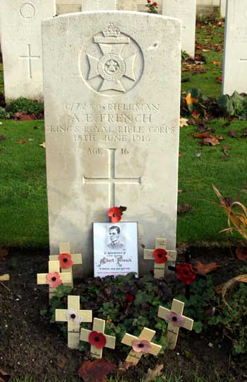 albert_french_grave