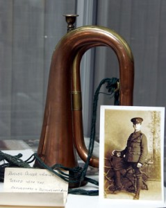 wilkins_bugle_display